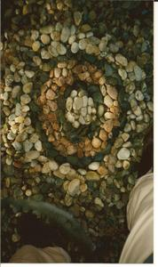 Untitled, Pebble Installation, 1991. Sized..jpg